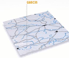 3d view of Garčin