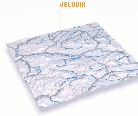3d view of Jelovik