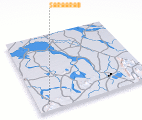 3d view of Sara Arab