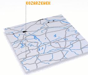 3d view of Kozarzewek