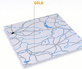 3d view of Gola