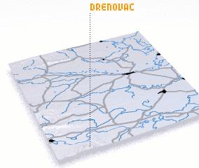 3d view of Drenovac