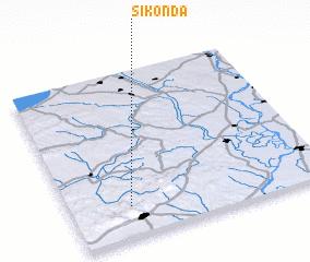 3d view of Sikonda