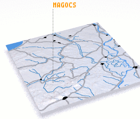 3d view of Mágocs