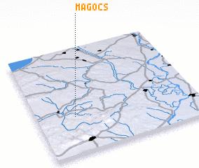 3d view of Mágocs