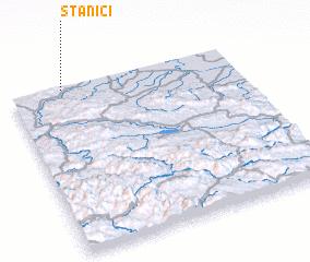 3d view of Stanići