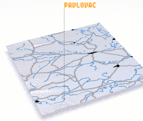 3d view of Pavlovac