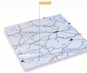 3d view of Kadar