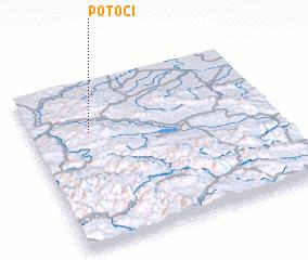 3d view of Potoci