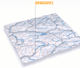 3d view of Dragovići