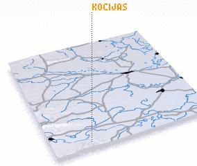 3d view of Kočijaš