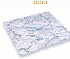 3d view of Zalozje
