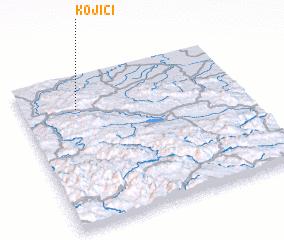 3d view of Kojići