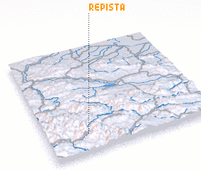 3d view of Repišta