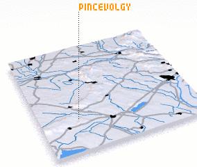 3d view of Pincevölgy