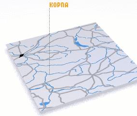 3d view of Kopna
