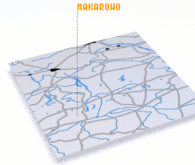 3d view of Makarowo