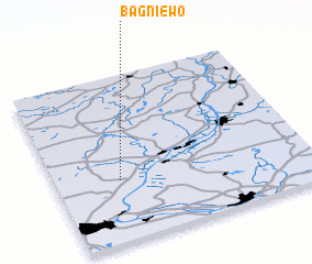 3d view of Bagniewo