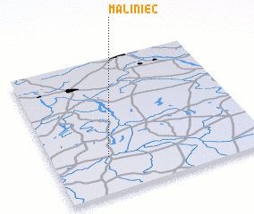 3d view of Maliniec