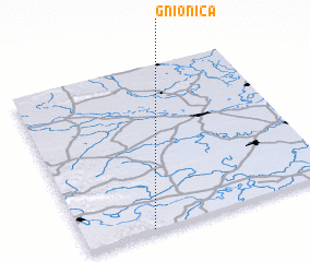 3d view of Gnionica