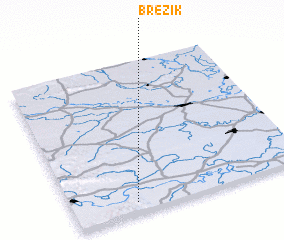 3d view of Brezik