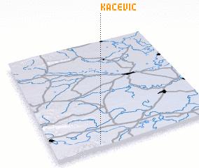 3d view of Kacević