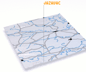 3d view of Jazavac