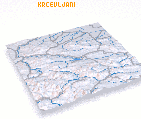 3d view of Krčevljani