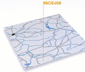 3d view of Maciejów