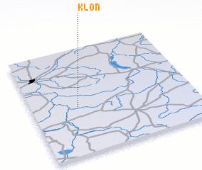 3d view of Klon