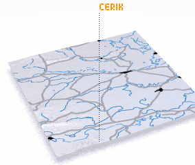 3d view of Cerik