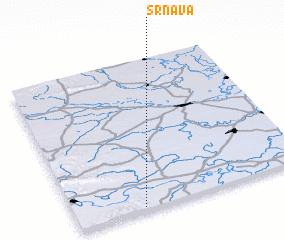 3d view of Srnava