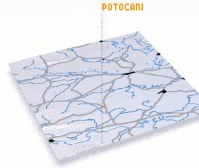 3d view of Potočani
