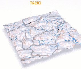 3d view of Tažići