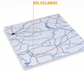 3d view of Bolesławiec