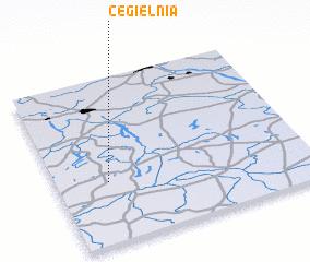 3d view of Cegielnia