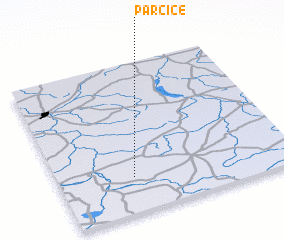 3d view of Parcice