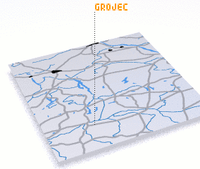 3d view of Grójec