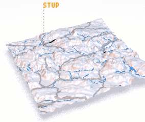 3d view of Stup