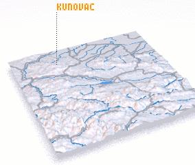 3d view of Kunovac