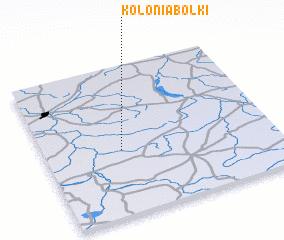 3d view of Kolonia Bolki