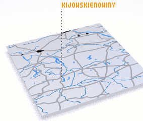3d view of Kijowskie Nowiny
