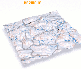 3d view of Perivoje