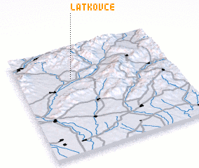 3d view of Látkovce