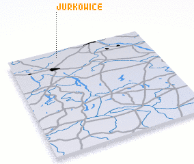 3d view of Jurkowice