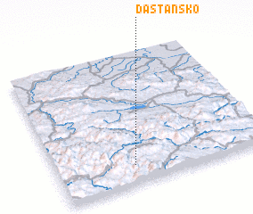 3d view of Daštansko