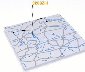 3d view of Brodzki