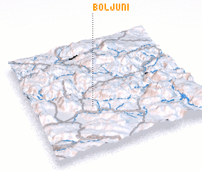 3d view of Boljuni