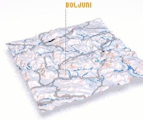 3d view of Boljuni