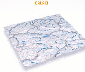 3d view of Čalaci